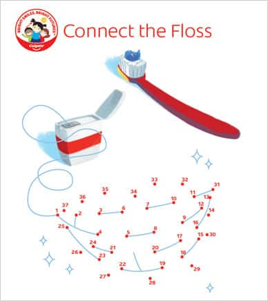 Connect the Floss
