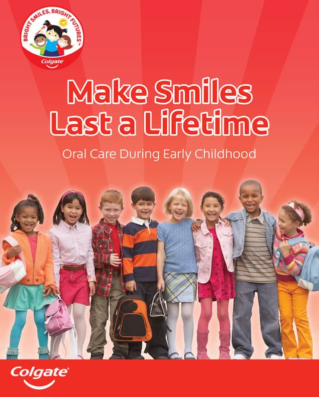 Make Smiles Last a Lifetime booklet