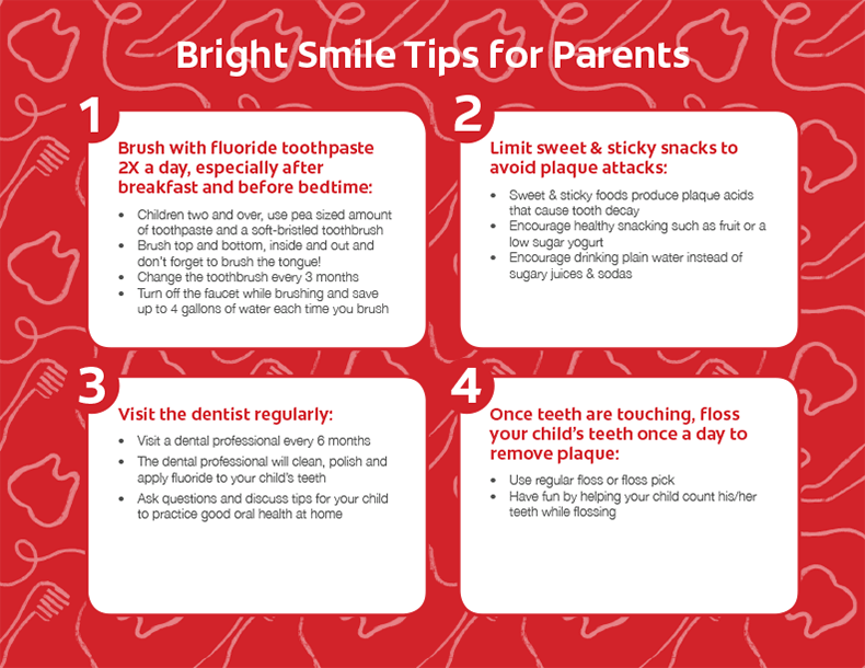 This is My Bright Smile Emergent Reader Parent Tips