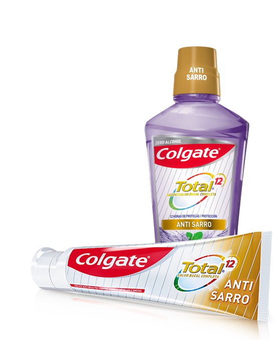 Productos Colgate Total Anti Tartar