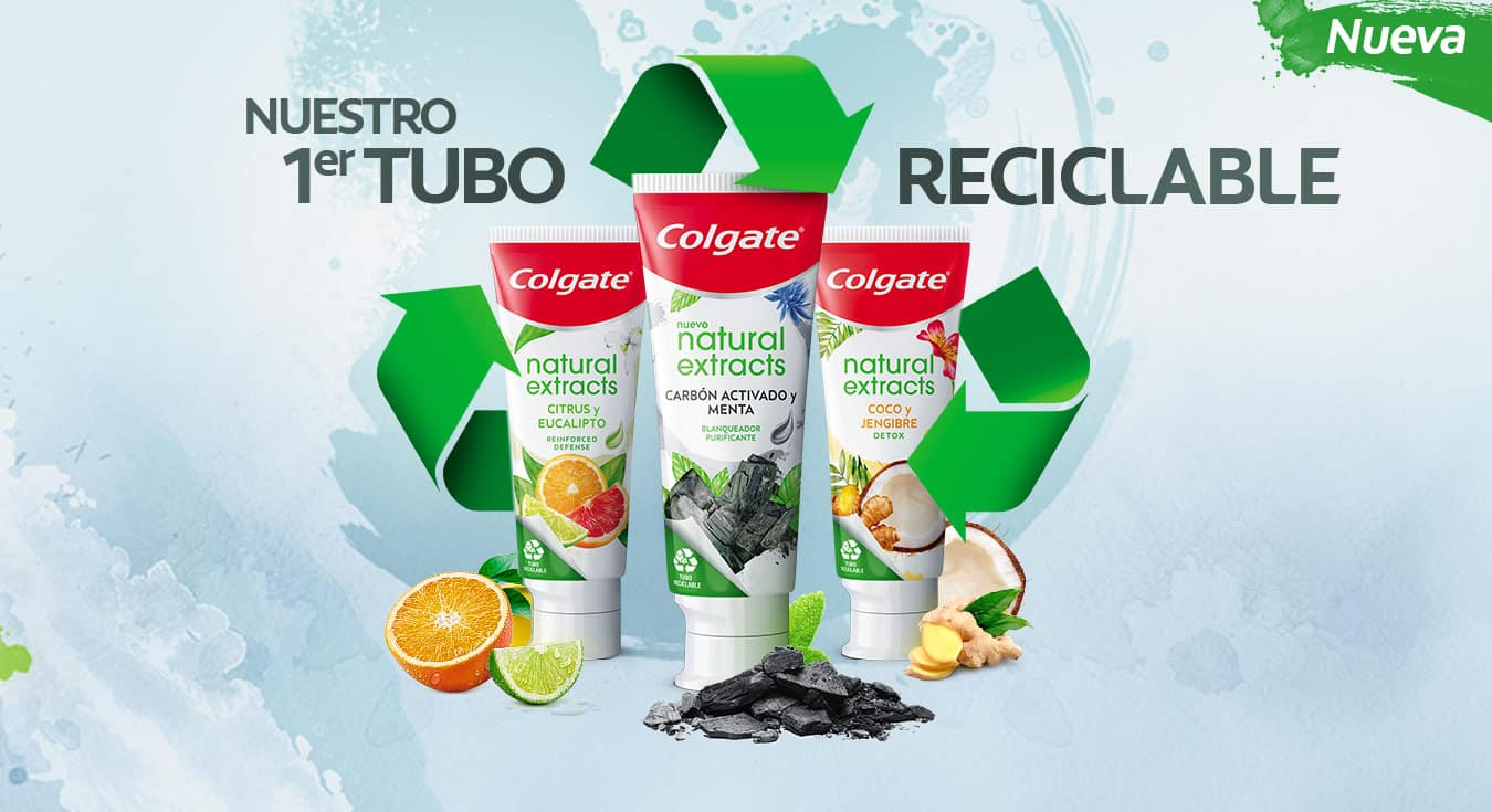 Colgate Natural Extracts