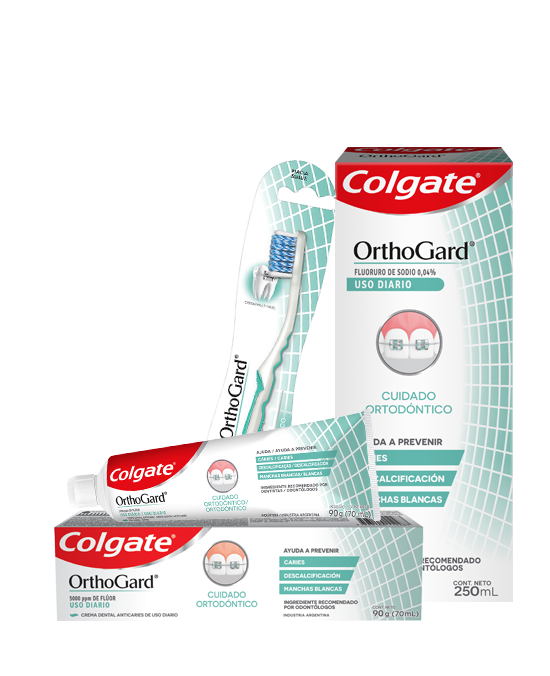 Productos Colgate® Orthogard