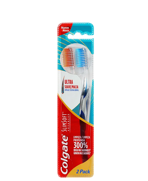 Productos Colgate Slim Soft