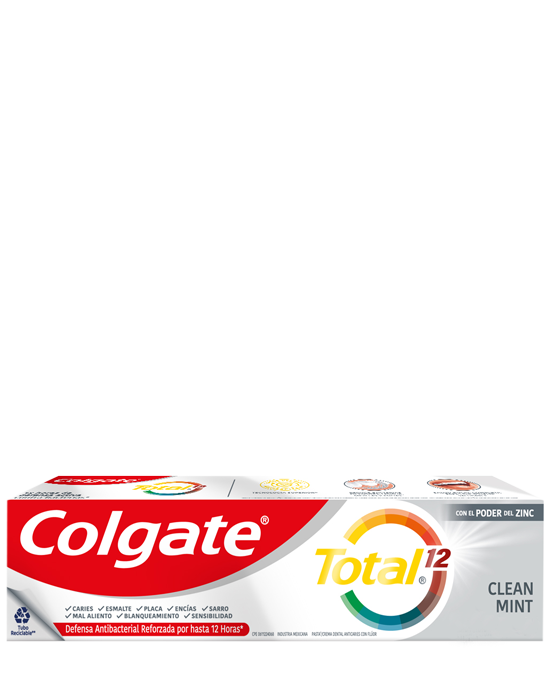 Crema dental Colgate Total