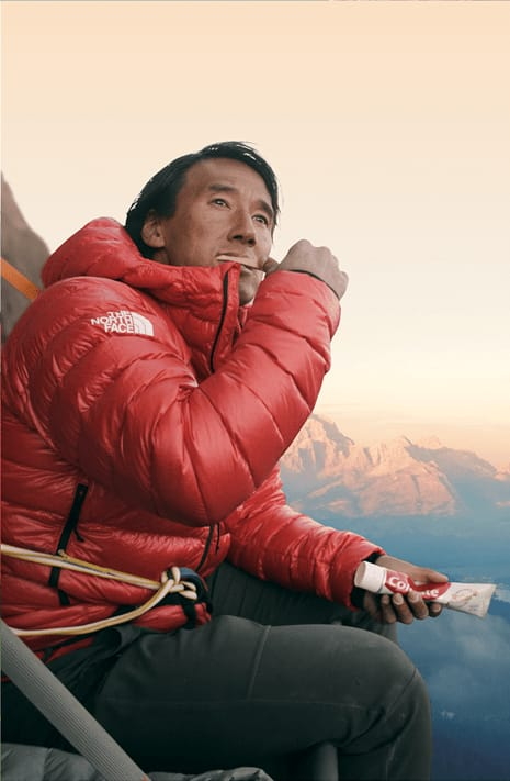 jimmy chin climber brushing teeth 2