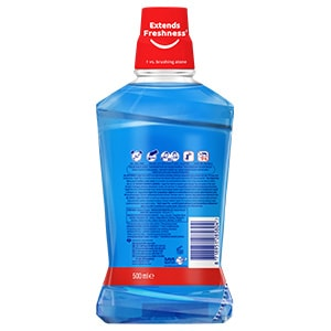 Colgate Plax Ice Mouthwash 500ml