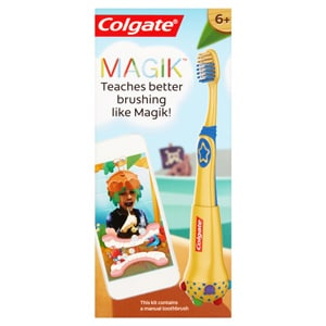 Colgate<sup>®</sup> Magik Brushing Kit Toothbrush