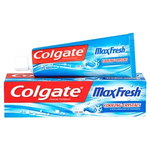 Colgate Max Fresh Cooling Crystals Toothpaste