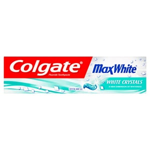 Colgate Max White Crystal Mint Toothpaste