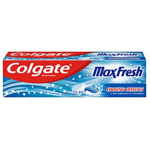 Colgate Max Fresh Cooling Crystals Toothpaste 75ml