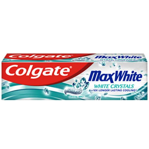 Colgate Max White Crystals Toothpaste 75ml