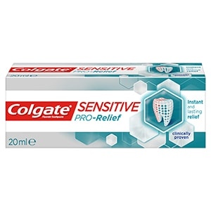 Colgate Sensitive PRO-Relief Toothpaste Travel Size 20ml