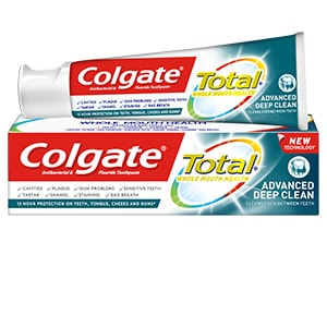 Colgate Total Advanced Deep Clean Toothpaste