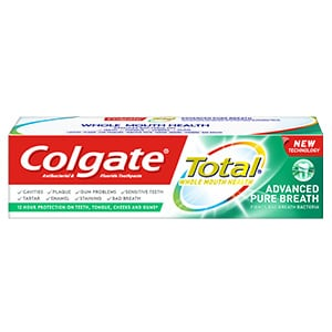 Colgate Total Advanced Pure Breath Toothpaste