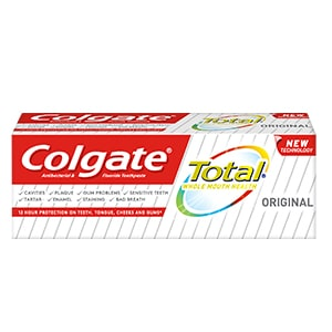 Colgate Total Original Toothpaste Travel Size 20ml