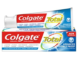 Colgate Total Visible Proof Toothpaste