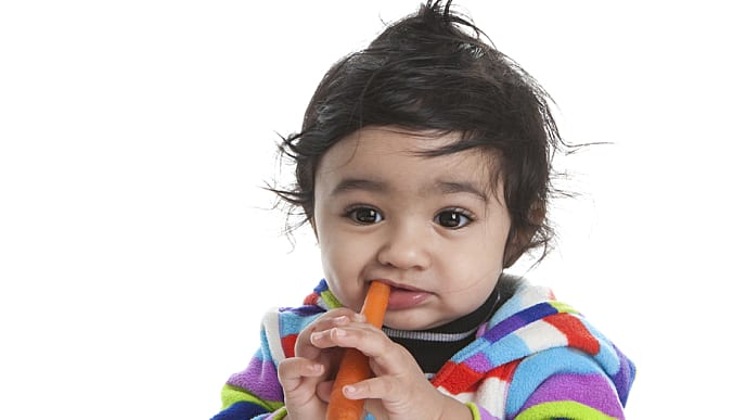 Finding Relief For Your Baby's Teething Fever
