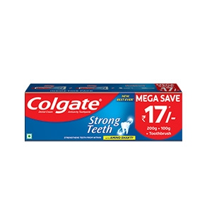 COLGATE® STRONG TEETH