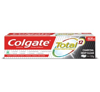 Colgate Total® Charcoal Deep Clean Toothpaste