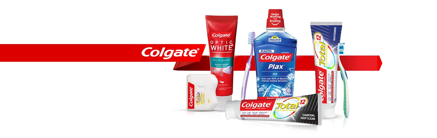 Colgate® Oral Care Products