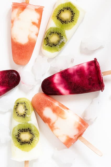 Handcrafted Ice Pops