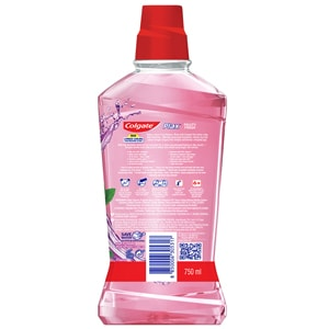 Colgate®  Mouthwash Plax Fruity Fresh back