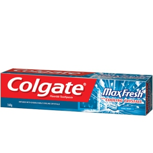 Colgate Max Fresh - Cool Mint Flavor