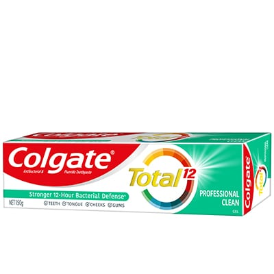 Colgate Total® Professional Clean