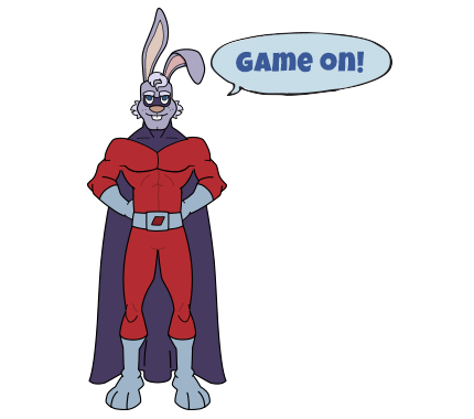Dr. Rabbit Games