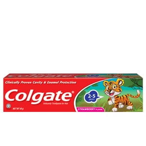 Colgate Kids Tiger