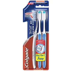 Colgate® SlimSoft Dual Action