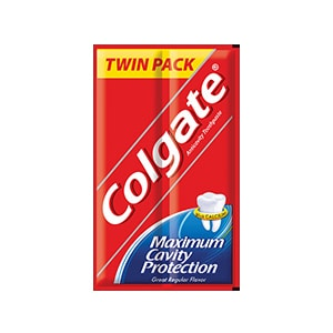 Colgate Maximum Cavity Protection Sachets