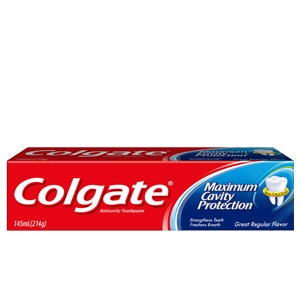Colgate® Maximum Cavity Protection - Great Regular Flavor