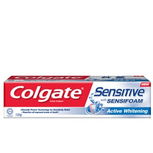 Colgate® Sensitive Sensifoam