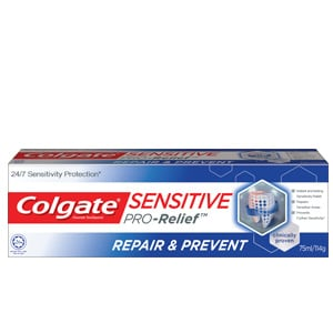 Colgate Sensitive Pro-Relief Repair and Prevent