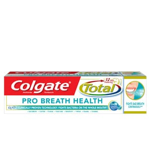 Colgate® Total Pro Breath Health