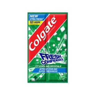 Colgate Fresh Confidence Cool Menthol Fresh (Sachet)