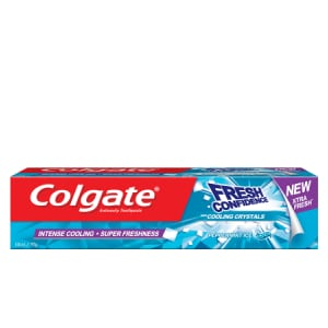 Colgate Fresh Confidence Peppermint Ice
