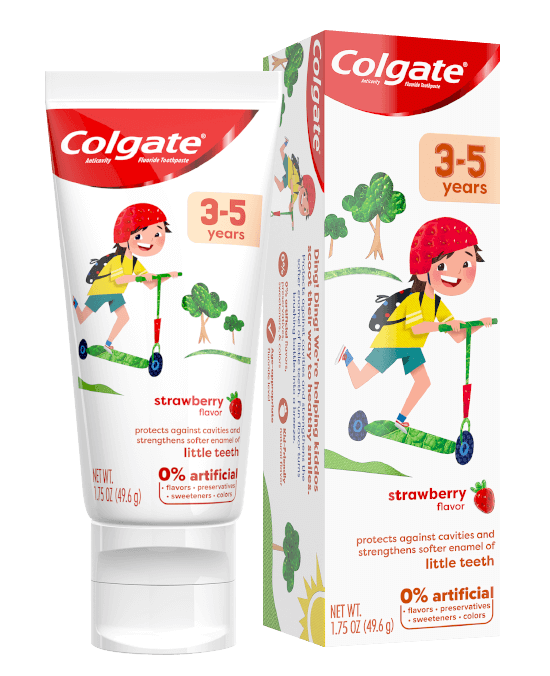 Colgate Kids Products