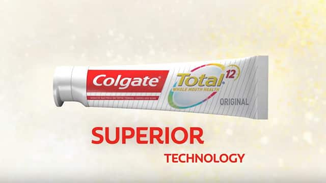 new colgate total whole mouth care