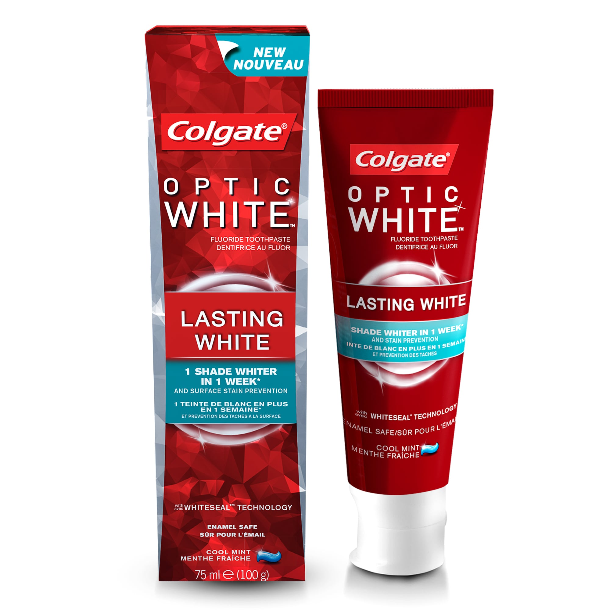 Colgate Optic White Lasting White Toothpaste