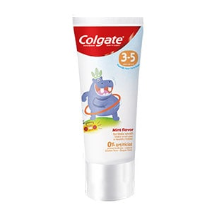 Colgate Kids Toothpaste 3-5 Years