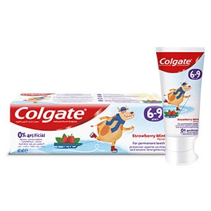 Colgate Kids Toothpaste 6-9 Years