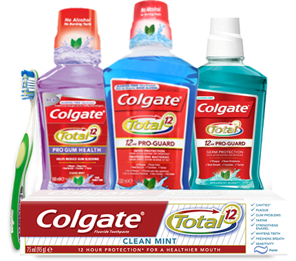 Colgate® Total® Products