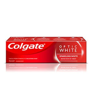 Colgate Optic White Sparkling White