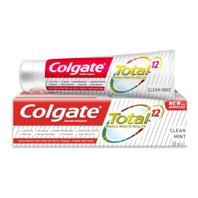 Colgate® Total® 12 Clean Mint
