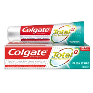 Colgate® Total® 12 Fresh Stripe