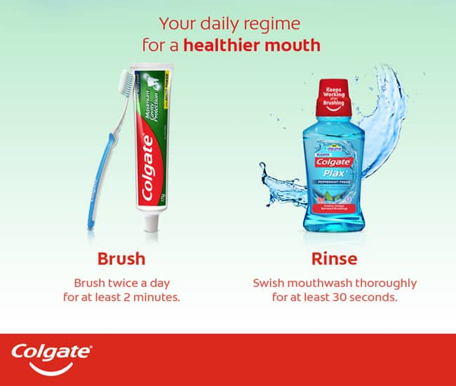 Colgate® Maximum Cavity Protection Icy Cool Mint  Flavour