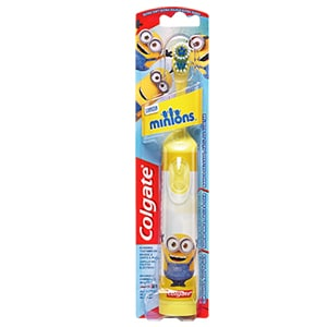 Colgate® Kids Minion Battery Toothbrush