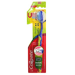 Colgate® Orthodontic Toothbrush